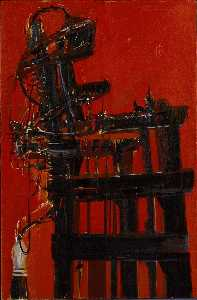 Wayne Thiebaud - Electric Chair