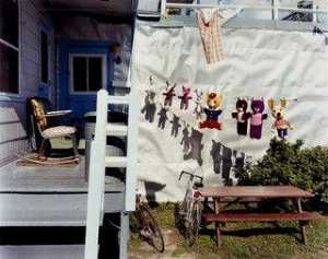 David Marshall Graham - Drying Teddies, P.Q. Canada