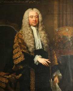 James Wills - Philip Yorke (1690–1764), 1st Earl of Hardwicke and Lord Chancellor
