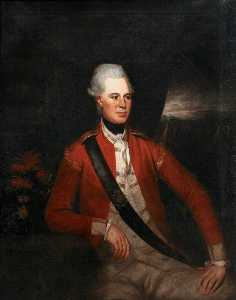 George Keith Ralph - Captain (Later General) William Macarmick (1742–1815)