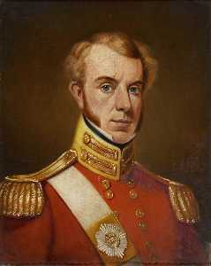 William Melville - Lieutenant (later Lieutenant Colonel) George Richard Talbot (1801–1853), 8th Bengal Native Infantry