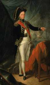 Leonardo Guzzardi - Rear Admiral Horatio Nelson (1758–1805), Baron Nelson of the Nile