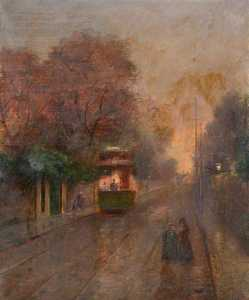 John Chalmers - In the Gloaming, Carlisle Road