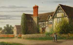 John Cotton - Old Homestead, Webbe-s Farm, Bromsgrove, Worcestershire