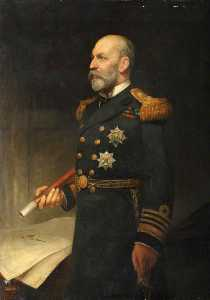 Edmund Lawrence Van Someren - Admiral Sir Arthur William Moore (1847–1934)