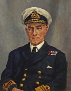 Edward Roworth - Vice Admiral Sir William Campbell Tait (1886–1946)