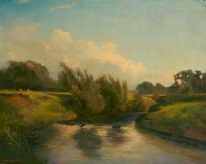 Thomas J Yarwood - River Meander