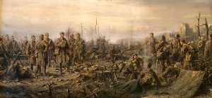 Order Reproductions | After Neuve Chapelle (10 March 1915), 1921 by Joseph Gray | WahooArt.com