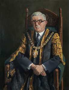 Robert Taylor Carson - Sir William Johnston (1884–1951), Lord Mayor (1949–1950)