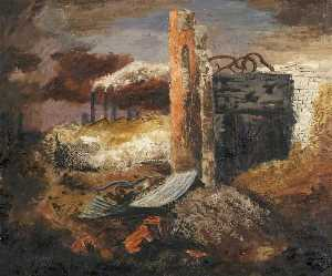 Walter G Poole - Industrial Landscape