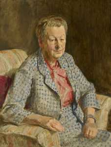 Patrick Edward Phillips - Margaret Joan Sergeaunt (1903–1978), Principal of King's College for Women, afterwards Queen Elizabeth College (QEC), (1947–1966)