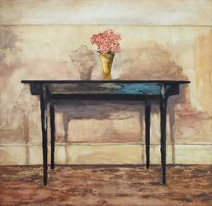 Richard Walker - Table and Flowers