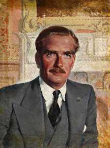 William Little - The Right Honourable Anthony Eden