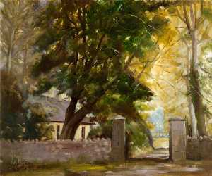 Harold Storey - Greer's Cottage, Lurgan