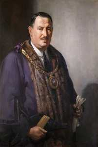 Cyril James Frost - A Mayor of Banbury