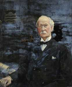 Francis Kenneth Elwell - James E. Bartlett (1853–1942), Chairman of the Public Library Committee (1925–1936)