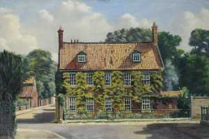 Francis Kenneth Elwell - The Birthplace of John Edward Champney