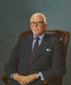 Douglas Hardinge Anderson - Lord Hussey of North Bradley (1923–2006), Chairman, The Royal Marden Hospital (1985–1998)