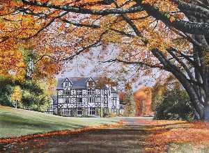 Brian E Jones - Autumn, Gregynog