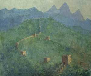 Bob Augur Brown - Great Wall of China