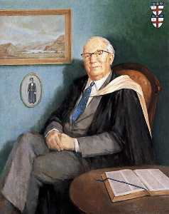 Elizabeth Wood - John Talbot Hansford, Headmaster of Christ-s Hospital (1985–1987)