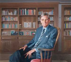 Peter Kenneth Cowley Jackson - David Peacock, Principal of Whitelands College (1985–2000)
