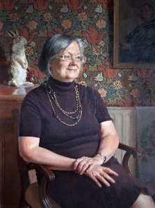Benjamin Sullivan - Right Honourable Baroness Hale of Richmond, Lord of Appeal in Ordinary, Visitor of the College