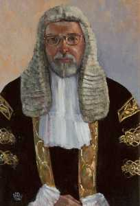Ann Heath - Noel Quayle Cringle (b.1937), Speaker of the House of Keys (1996–2000)