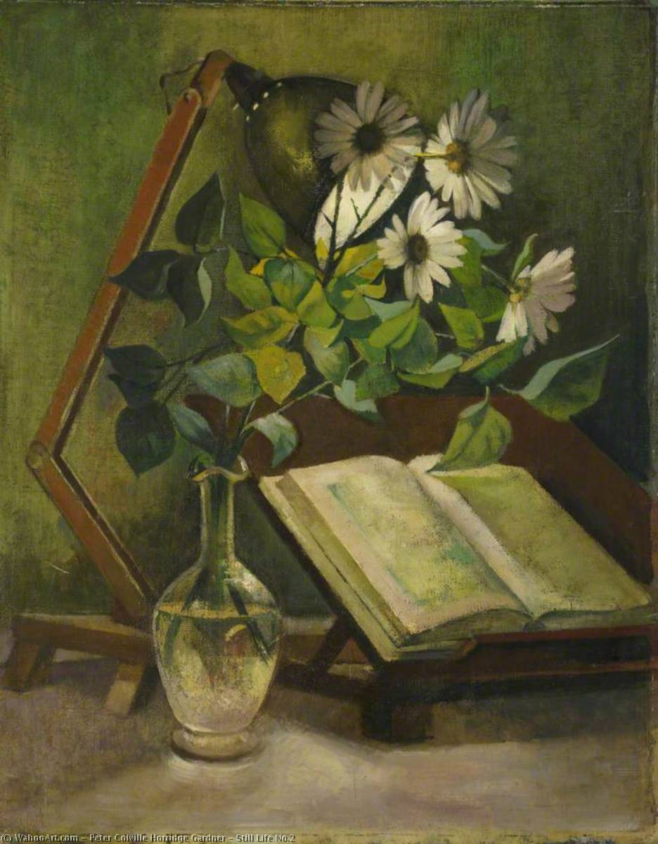 Still Life No.2 by Peter Colville Horridge Gardner | Art Reproduction | WahooArt.com