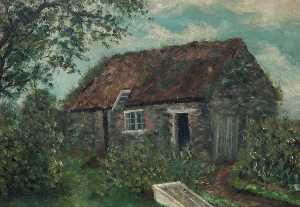 Mary G Tweedie - Janefield Outhouse