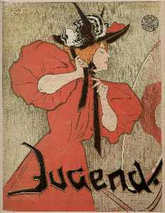 Julie Wolfthorn - Jugend cover 1897