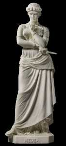 William Wetmore Story - Medea