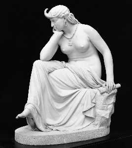 William Wetmore Story - Libyan Sibyl