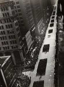 Fred Stein - Untitled (New York City Parade)