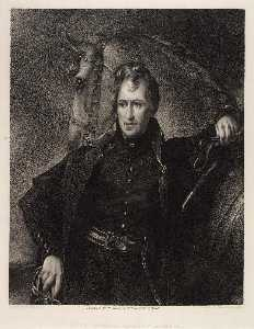 James Barton Longacre - Major General Andrew Jackson