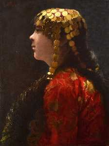Vincenzo Loria - The Golden Headdress