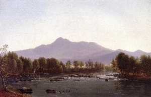 Benjamin Champney - Mount Chocorua