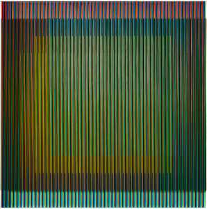 Carlos Cruz Diez - Physichromie N o 2543