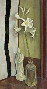 Roger Eliot Fry - Lilies