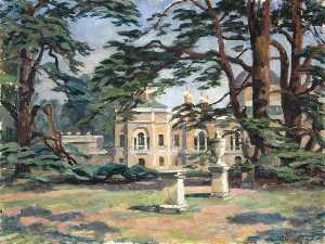 Roger Eliot Fry - Chiswick House