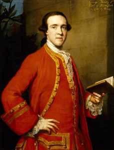 Anton Raphael Mengs - George Harry Grey (1737–1819), 5th Earl of Stamford