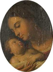 Anton Raphael Mengs - Madonna and Child