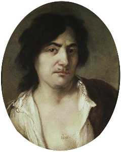 Antonio Bellucci - Self portrait