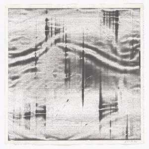 Jack Whitten - Liquid Space I