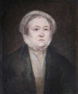 Frances Reynolds - Anna Williams (1706–1783)