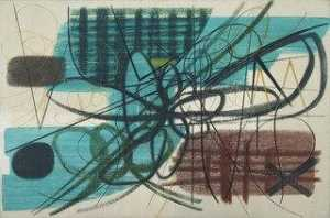 Hans Heinrich Hartung - Painting