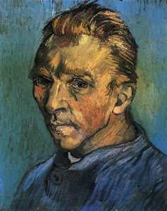 Joos Vincent De Vos - Self Portrait