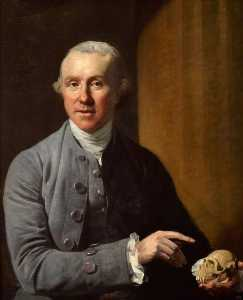 Johann Zoffany - John Hunter