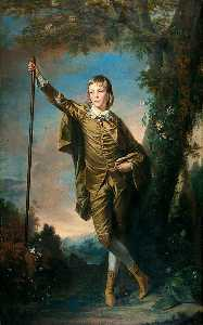 Joshua Reynolds - Thomas Lister (The Brown Boy)