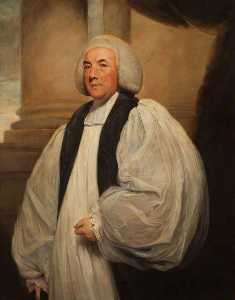 Joshua Reynolds - William Markham, Archbishop of York
